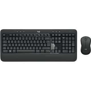 TAS Logitech MK540 Advanced wireless combo Black