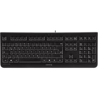 Cherry KC1000 Office-Tastatur USB QWERTZ/DE Kabel Black