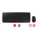 Cherry DW-5100 Wireless Ergonomic Desktop Tastatur &...